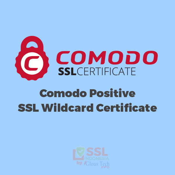 Jual Positive Ssl Wildcard Certificates Murah Ssl Indonesia Paling Murah