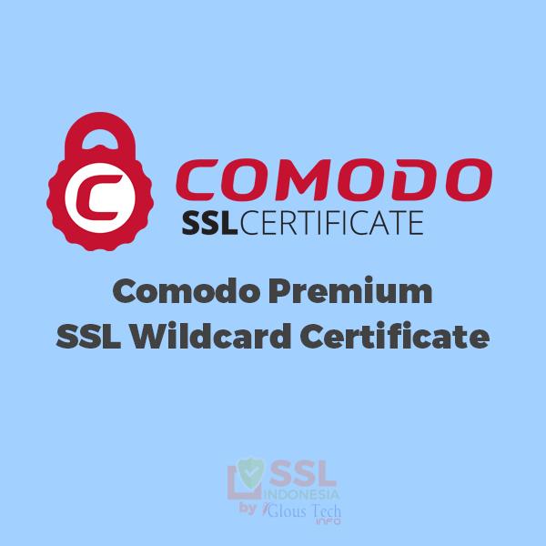 Jual Comodo Premium Wildcard SSL Murah - SSL Indonesia Paling Murah