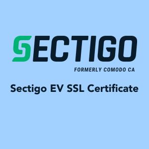 Sectigo Extended Validation (EV) Certificates