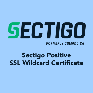 Positive SSL Wildcard Certificate