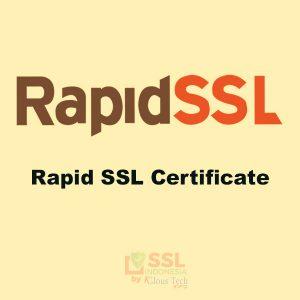 RapidSSL Certificates