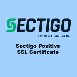 Sectigo Positive SSL Certificate