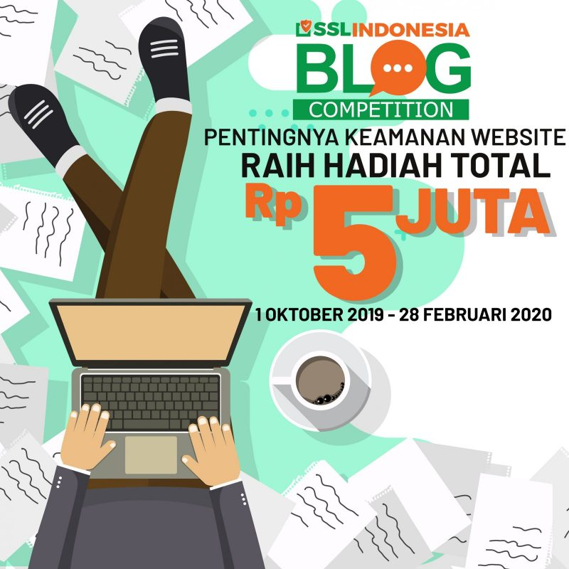 Blog competition SSL Indonesia